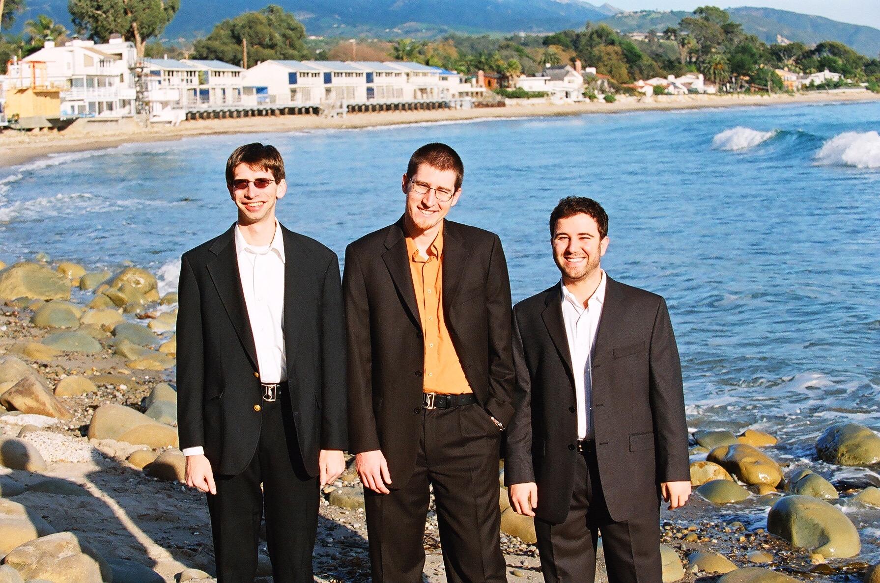 Jacob Tell, Sean Campos, Mike Wald