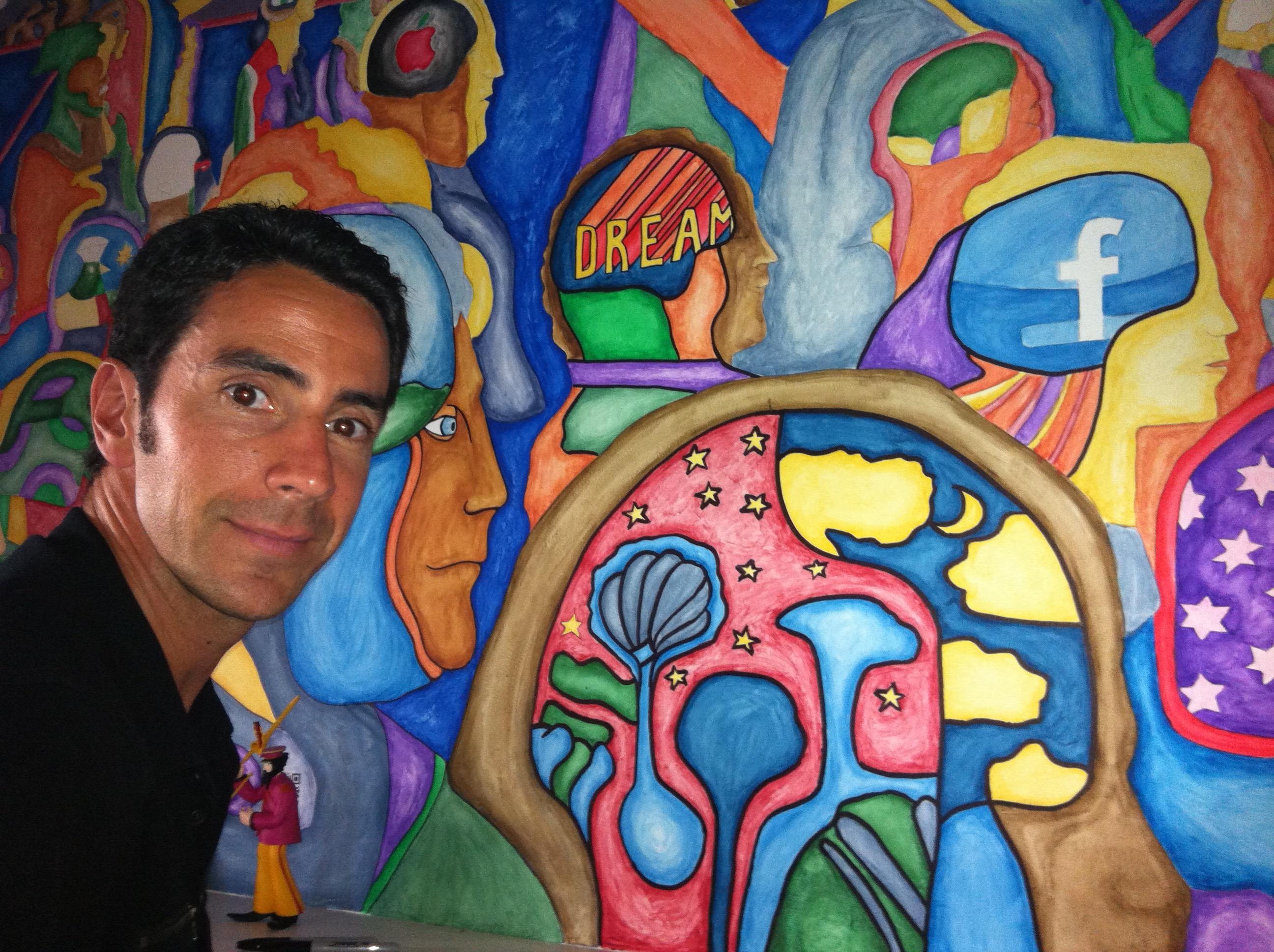 MCAvene Mural